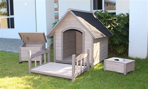 lujo habitaci 179 n con cuccia per cani in legno di cedro groupon goods