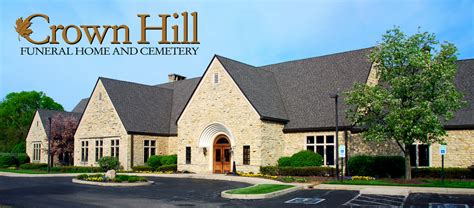 crown hill cemetary funeral services