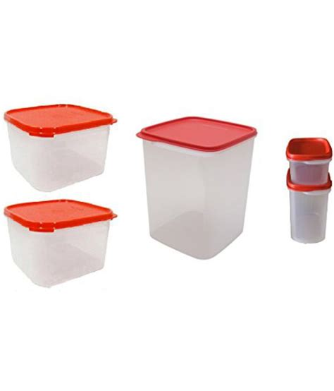 Tupperware Smart Saver Terbaru tupperware smart storage set seal 2 pcs smart storer