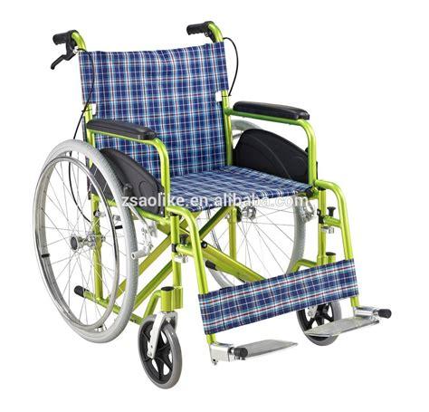 cheap aluminum manual wheelchair for sale alk972ljp 24