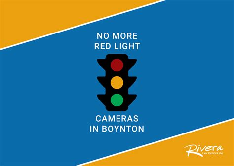 red light camera defense no more red light cameras in boynton starting with the new