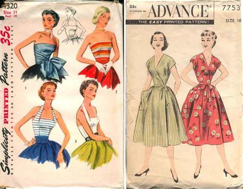 vintage patterns free more than 80 000 vintage sewing patterns on vintage