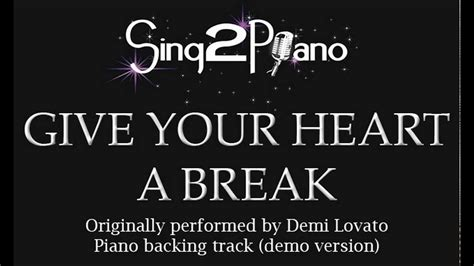demi lovato give your heart a break cover by jasmine clarke and jasmine thompson demi lovato give your heart a break cover www imgkid com