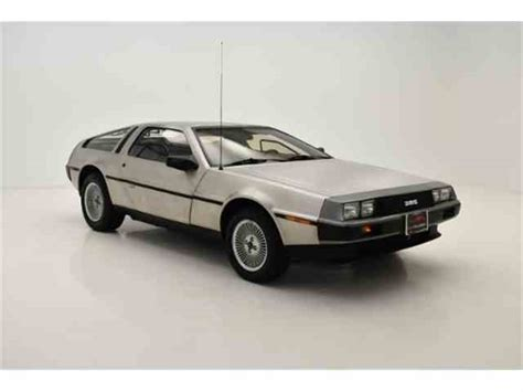 01505 81 Delorean Dmc 12 1981 delorean for sale on classiccars