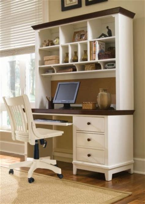 How To Build A Desk Hutch by Computer Desk Hutch American Drew Sterling Pointe