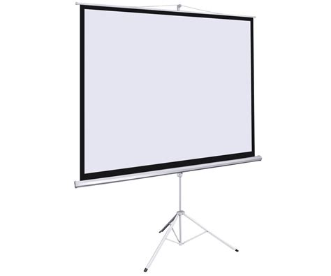 Tripod Projector Screen new 100 quot tripod portable projection screen square 70x70