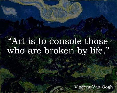 van gogh quote quotes on art van gogh quotesgram