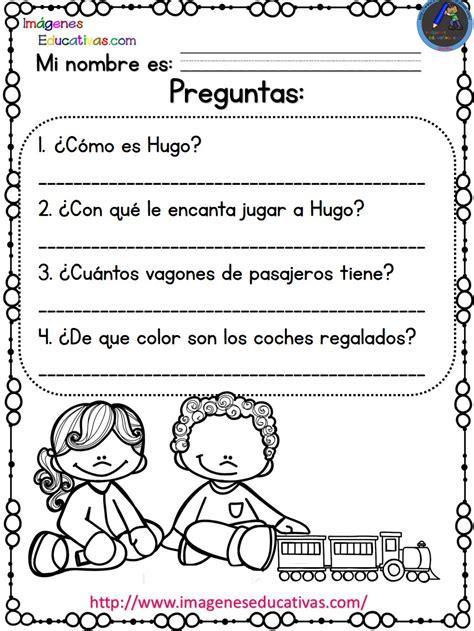 cuentos para leer de primero grado lecturas comprensivas para primaria noa y hugo 4