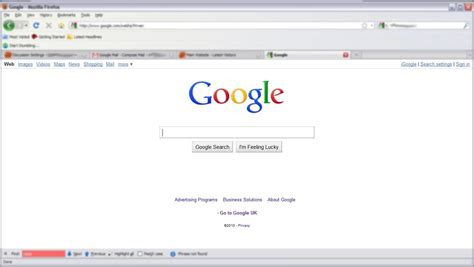 design google page in html google home page design gooosen com