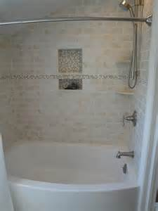 Bathroom Tub Tile Ideas by Bathtub Tile Surround On Pinterest Tile Tub Surround