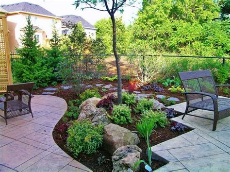 Small Backyard Ideas For Cheap Inexpensive Backyard Ideas Cheap Small Garden Ideas Landscaping Ideas For Beautiful