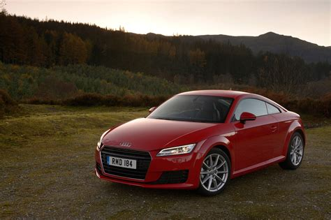 Audi Tt Coupe 2015 by 2015 Audi Tt Coupe Tdi Ultra Wins One More Award