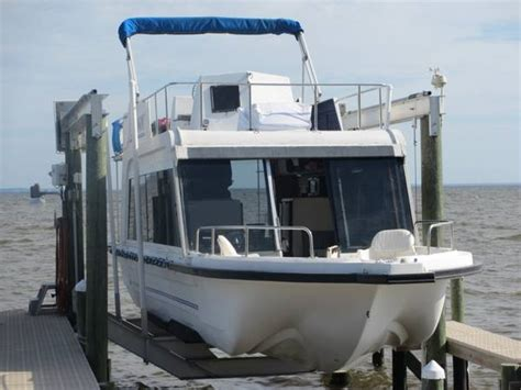 boat trailers for sale pensacola fl yukon delta trailerable houseboat 19900 gulf breeze