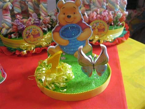 imagenes de winnie pooh en foami chupetero o adorno de mesa cumplea 241 os winne pooh