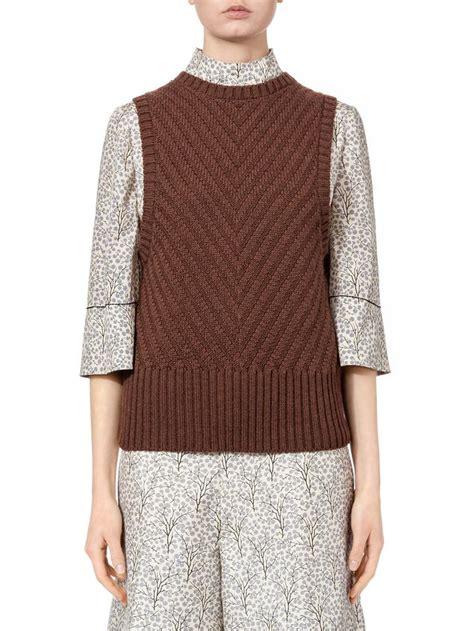 diamond pattern sleeveless jumper sleeveless jumper pattern sweater vest
