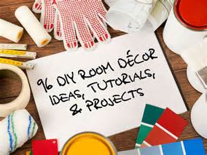 Home Decor Projects 96 Diy Room D 233 Cor Ideas To Liven Up Your Home