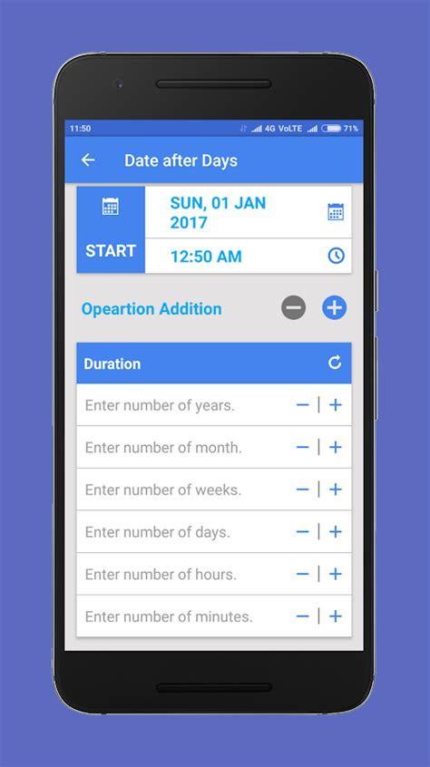 year calculator date calculator android apps on play