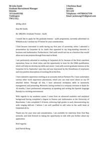 Cover Letter Template by Templates And Exles Joblers