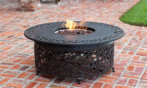 Propane Outdoor Firepits Gas Pit Outdoor Gas Pit Outdoor Propane Pits Interior Designs Ideasonthemove