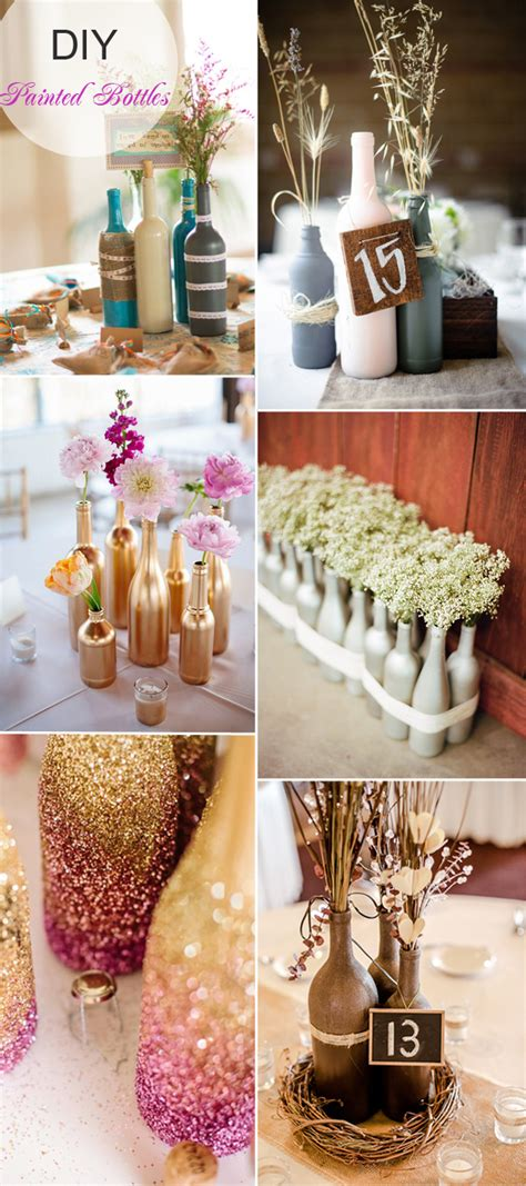diy centerpieces 40 diy wedding centerpieces ideas for your reception