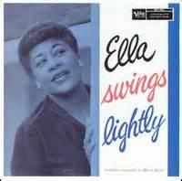 ella swings lightly favorite music