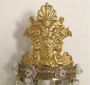wall sconces brass brass wall sconce at 1stdibs