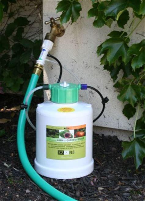 Garden Hose Nutrient Injector Ez Flo Fertilizer Ez Injectors For Garden Drip Irrigation