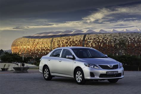 new toyota prices toyota corolla new price south africa