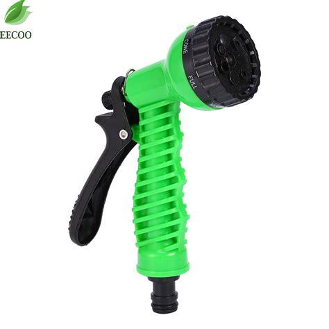 Spray Gun Einhill K 3a Promo car water spray gun adjustable car wash hose garden spray portable high pressure gun sprinkler