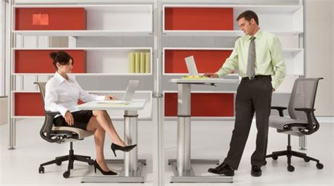 how to work with your stand up office desk