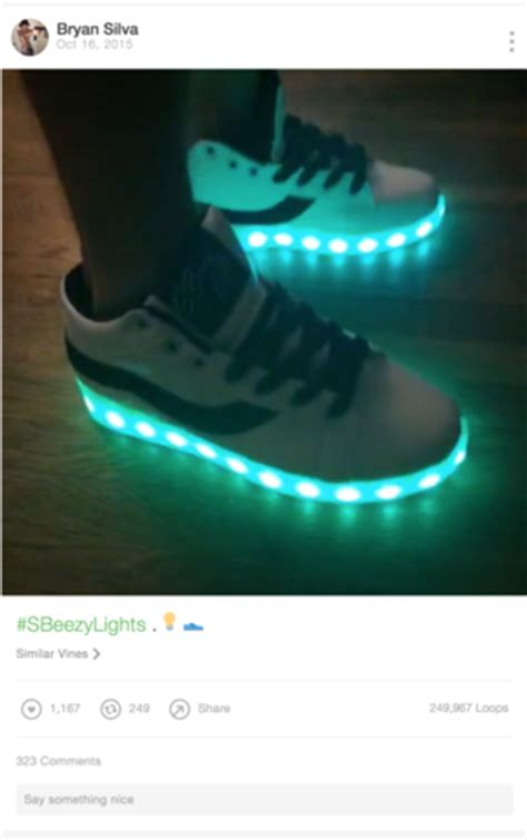 soulja boy light up shoes the that got bryan silva arrested