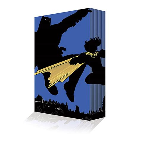 the dark knight returns collector s edition boxed set thinkgeek