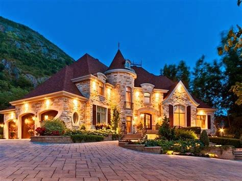 gorgeous homes outstanding custom built house in canada this gorgeous