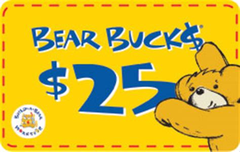 Where Can I Buy Build A Bear Gift Cards - build a bear coupons save 9 w 2015 coupons coupons