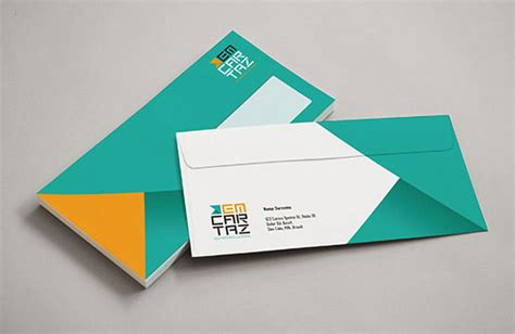 Envelope Template With Design