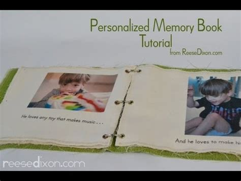 personalised picture book diy present for personalized story book