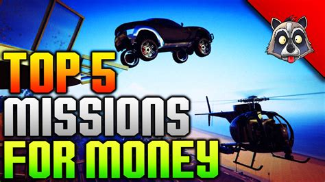 Gta Online Money Making Missions - gta 5 online top quot five quot fastest missions to make money in gta online money guide