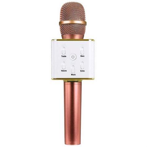 Mic Karaoke Bluetooth Q7magic Karaoke Bluetooth Q7 T2709 bluetooth wireless karaoke microphone changing products