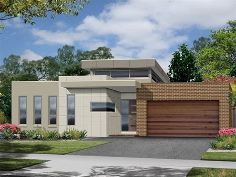Contemporary House Plans One Story by Modern Contemporary Single Story House Plans Home Deco Plans