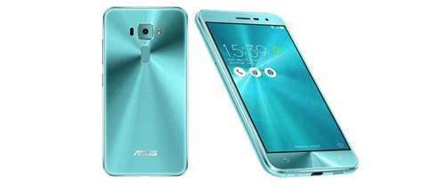 Smile Asus Zenfone 3 5 2 Ze520kl Blue Light asus zenfone 3 now ready in lake blue color android