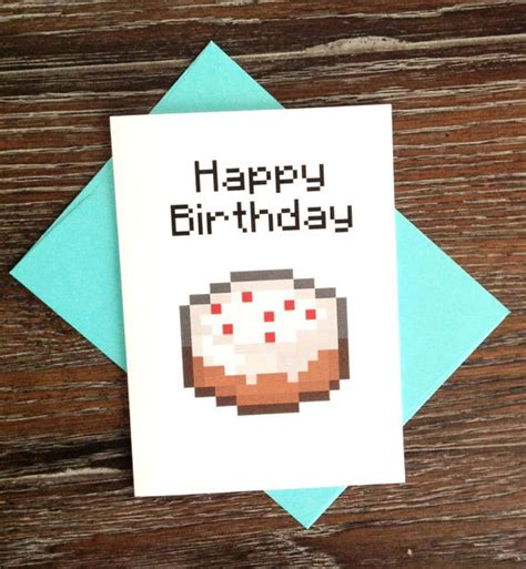 Gift Card Minecraft - the best minecraft party ideas for the ultimate minecraft party