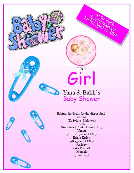 publisher templates for baby shower baby shower flyer template publisher flyer templates