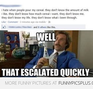 That Escalated Quickly Meme - 5 best that escalated quickly memes funny pictures