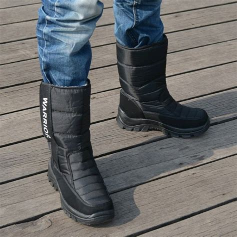 mens snow boots fashion mens winter boots fashion www pixshark images