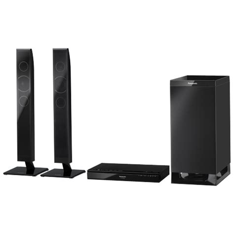 panasonic 3d sound bar with wireless subwoofer schtb450