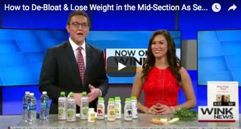 how to lose weight in the mid section how to de bloat lose weight in the mid section as seen