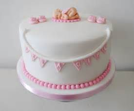Cute baby shower cakes for a girl baby shower ideas