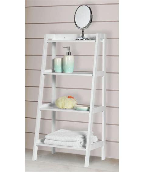 Argos Ladder Shelf by 17 Best Ideas About Ladder Storage On Garage