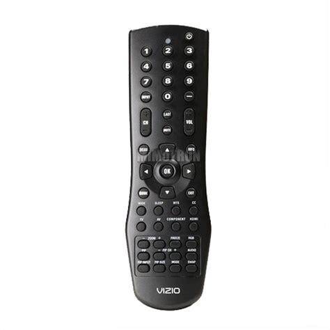 visio remote genuine original vizio vr1 tv remote used