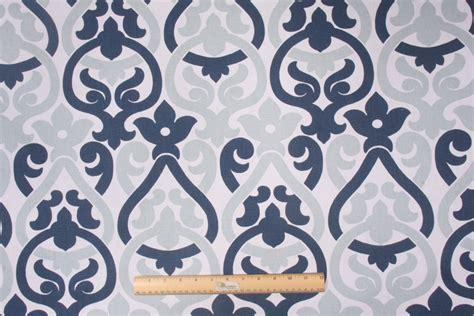 navy drapery fabric premier prints alex printed cotton drapery fabric in